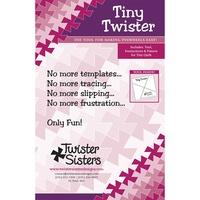 Twister Pinwheel Quilting Ruler
