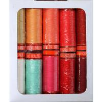 Tula Pink's Moonshine Strawberry Thread Collection 10 Spools