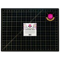 Tula Pink Cutting Mat - Black and Gold