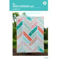 Broken Herringbone Quilt Pattern