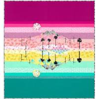 Elevated Abstractions: Desert Mirage Quilt Pattern