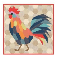 The Rooster EPP Pattern
