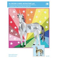 The Unicorn & Horse Abstractions Quilt Pattern