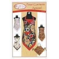 Four Corners Apron Pattern, Vanilla House