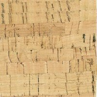 Natural, Gold Flecked, Cork Fabric, 1yd x 27in