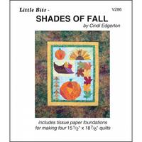 Shades of Fall Pattern, Little Bits