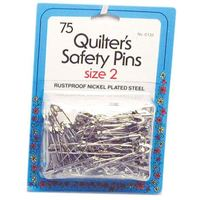 Safety Pins (Size 2),  Collins #C132