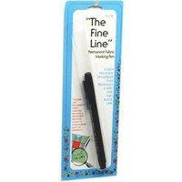 Fine Line Permanent Fabric Marking Pen #W-358