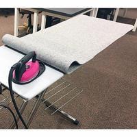Wool Ironing Big Board Cover - 24in x 60in