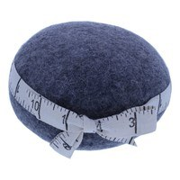 Wooly Felted Wonders Pincushion - Gray