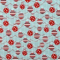 Wilmington, Alphine Christmas Fabric