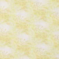 "108"" Vine Quilt Backing Fabric, Yellow"