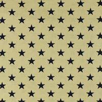"108"" Quilt Backing, Large Antique Stars, Navy"