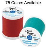 Dual Duty XP General Purpose Thread, Coats & Clark (125yds)