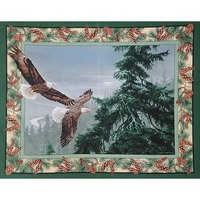 Springs Creative, Wild Wings Fabric Panel
