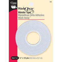 Wash-A-Way Wonder Tape, Dritz #W-7