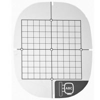 4 x 4 Medium Grid Sheet, Babylock #EF78