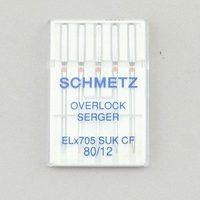 Schmetz Ball Point, Chrome Finish Needles