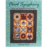 Floral Symphony: Pieced and Appliqued Flower Designs