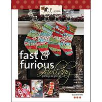 Fast & Furious: Holiday Quilting As You Go
