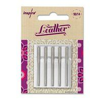 Inspira Leather Machine Needles (5pk)