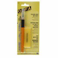 Olfa Precision Art Blade with Cushion Grip