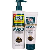 Maxx Pain Relief Lotion, Real Time Pain Relief
