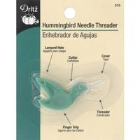 Hummingbird Needle Threader, Dritz