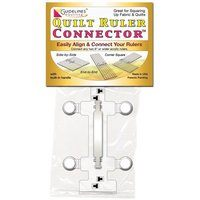 Guidelines 4 Quilting, Quilt Ruler Connector