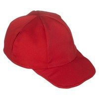 Embroidery Buddy Baseball Cap - Red