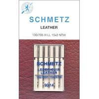 Leather Needles, Schmetz (5pk)