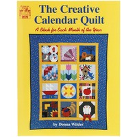 The Creative Calendar Quilt Book