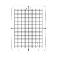 Hoop Grid, Janome #864809A01
