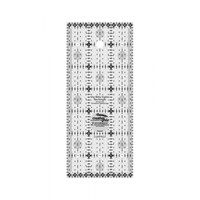 Itty-Bitty Eights Rectangle Ruler 3in x 7in, Creative Grids