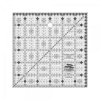 Itty-Bitty Eights Square Ruler 6in x 6in, Creative Grids
