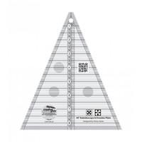 Kaleidoscope or Dresden Plate Triangle, Creative Grids