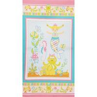 Marcus Fabrics, Magical Mermaid Fabric Panel