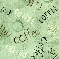 Wilmington Prints, But First, Coffee! Fabric