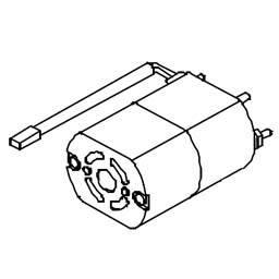 Motor, Singer #001042409