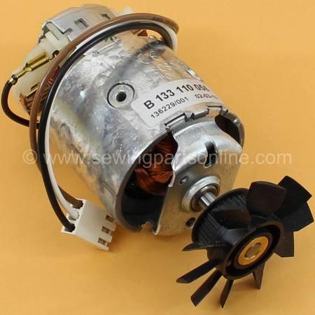 220V Motor, Bernina #0014797000