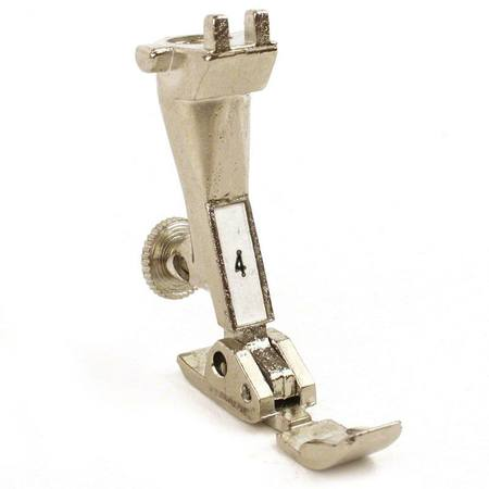 #4 - Zipper Presser Foot, Bernina #0025797000