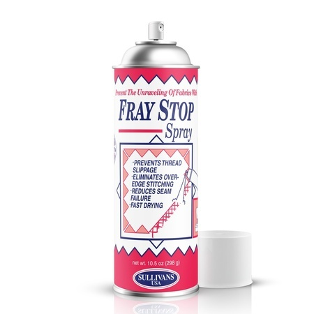 Fray Stop Spray 10.5oz, Sullivans