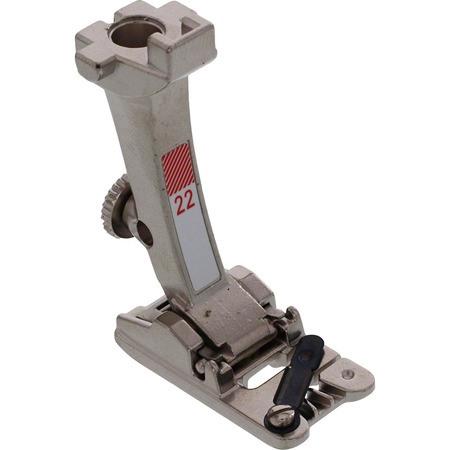 #22N - Braiding Foot, Bernina #0084657400