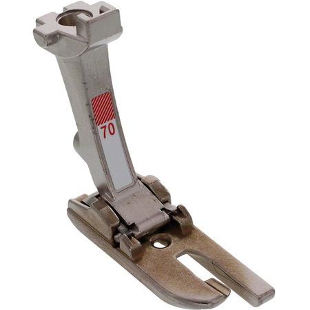 #70N - Lap Seam Foot (4MM), Bernina #0084887300