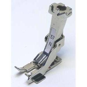 "#57N - 1/4"" Foot w/ Guide, Bernina #0315777000"