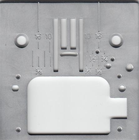 Needle Plate, Singer #86992