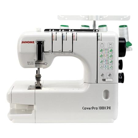 Janome 1000CPX CoverPro Coverstitch Machine