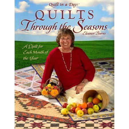 Quilts Through the Seasons, Eleanor Burns