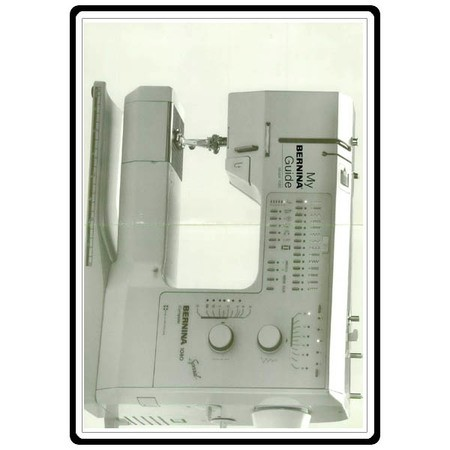 Instruction Manual, Bernina 1080