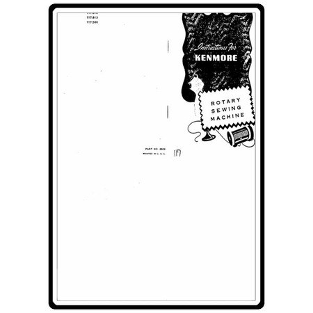 Instruction Manual, White 117